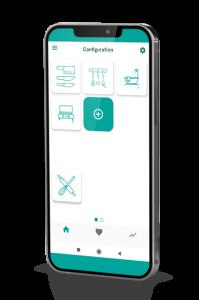 Une application mobile le pilotage de votre logement connecté